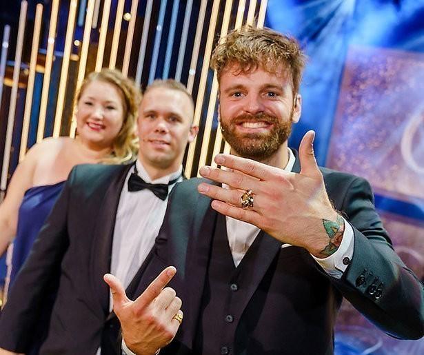 Over Mijn Lijk wint de Gouden Televizier-Ring 2020