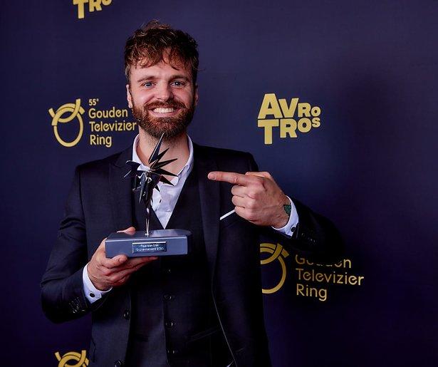 BOOS wint Televizier-Ster Online Videoserie 2020