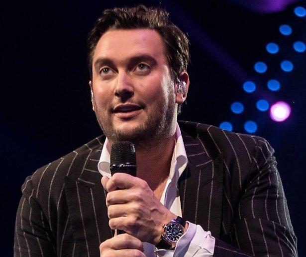 Tino Martin bedankt voor Eurovisie Songfestival