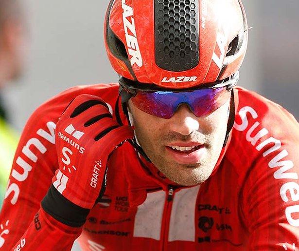 Tom Dumoulin begint vandaag aan de Giro d'Italia