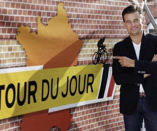 RTL wilde Mart Smeets in Tour Du Jour