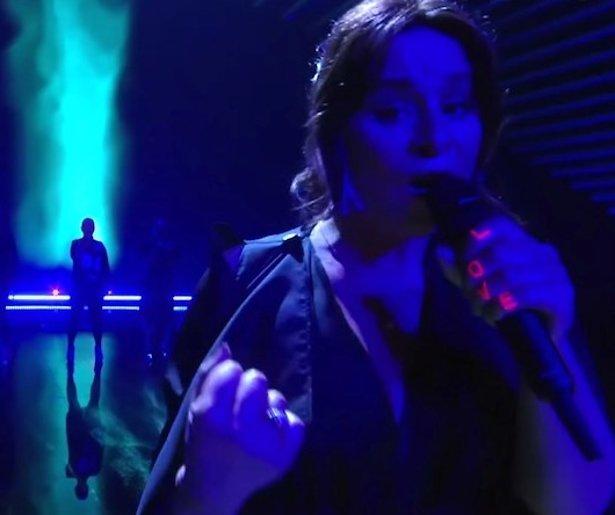 Bekijk hier het Songfestival-optreden van Trijntje Oosterhuis terug