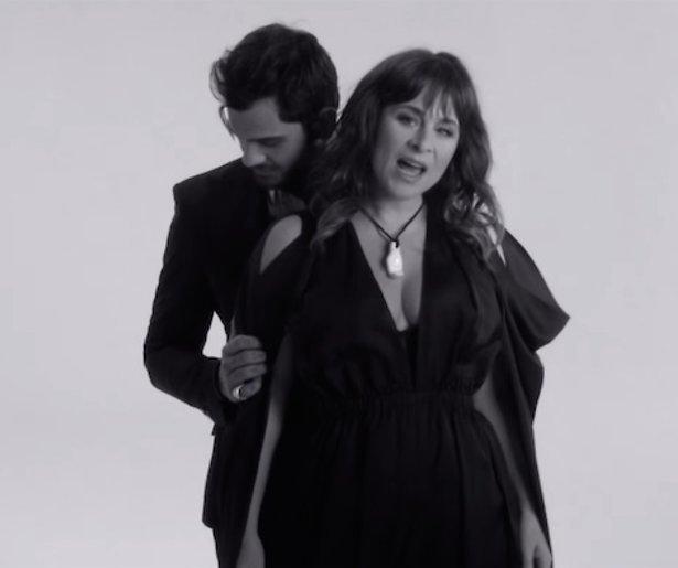 Trijntje zonder hakken op het Eurovisie Songfestival