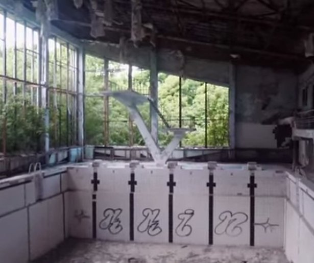 YouTube-hit: drone maakt vlucht over spookachtig Tsjernobyl