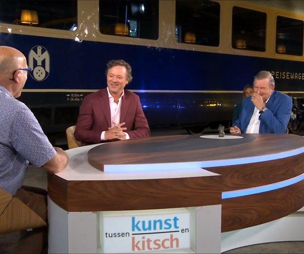 De TV van gisteren: Tussen Kunst & Kitsch zwaait af als primetime winnaar