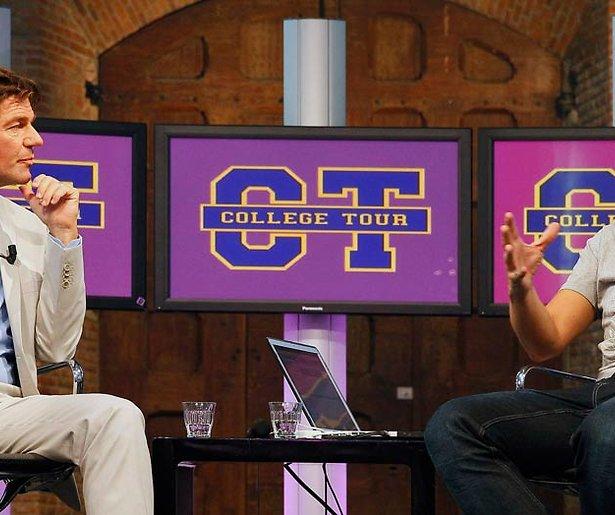 Twan Huys hoopt op terugkeer College Tour