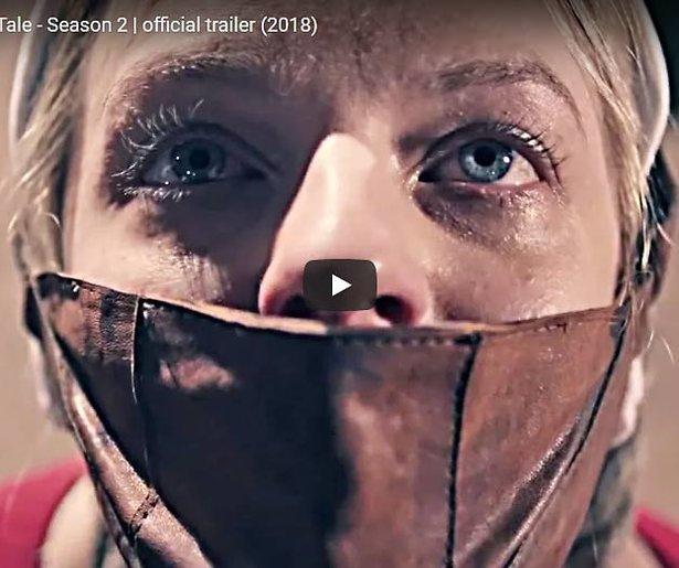 Trailer The Handsmaid's tales seizoen 2