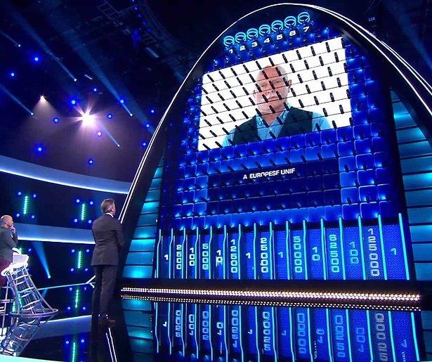 De TV van gisteren: SBS blijft scoren met The Wall