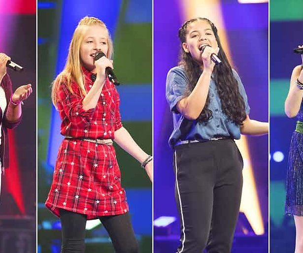 The Voice Kids finale eindigt met primeur
