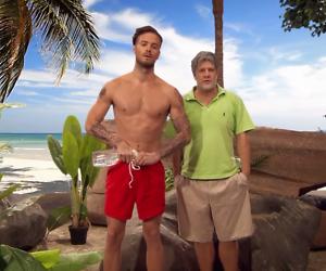 Videosnack: De TV Kantine doet Expeditie Robinson