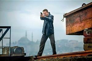 Liam Neeson heeft een rotvakantie