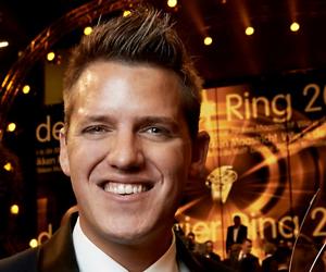Kees Tol wint Televizier Talent Award 2013