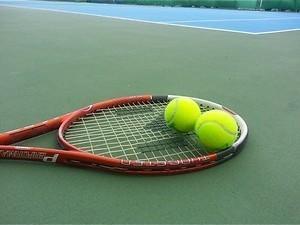 Eerste tennishoofdprijs van het jaar