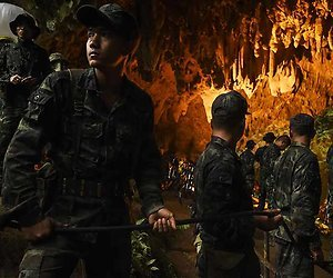 Operation Thai Cave Rescue op Discovery