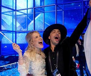 Nederland 2de op Eurovisie Songfestival, Oostenrijk wint