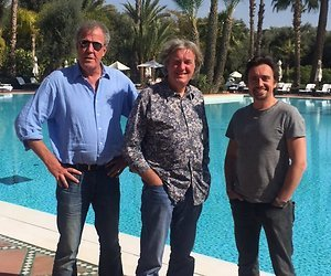Record voor The Grand Tour: meest illegaal gedownloade serie
