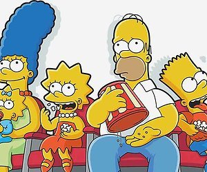 The Simpsons-marathon bij FOX