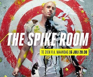 The Spike Room: De meest extreme gameshow van Nederland