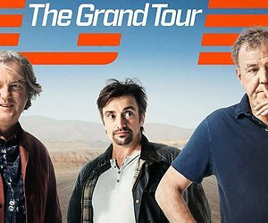 Tweede seizoen The Grand Tour in december op Amazon