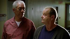 Nicholson en Freeman op de reis van hun leven