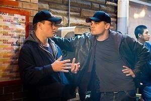 Matt Damon en Leonardo DiCaprio bespieden elkaar