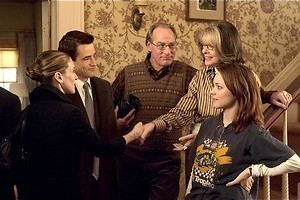 Sarah Jessica Parker ontmoet haar schoonfamilie.