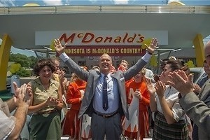 Hamburgers happen met Michael Keaton