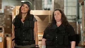 Sandra Bullock en Melissa McCarthy zijn in vorm