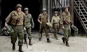Soldaten met een maatje meer
