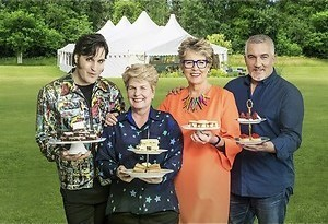 Wie bakt de lekkerste koekjes in The great British bake off