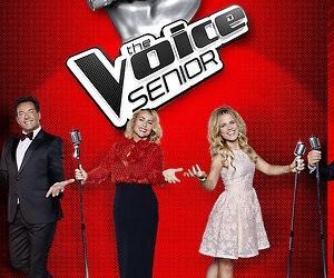 Dit zijn de finalisten van The Voice Senior