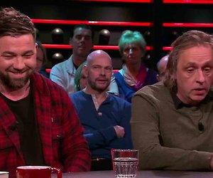 Theo en Marcel zorgen voor hilarische tv in DWDD