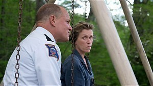 Frances McDormand is boos