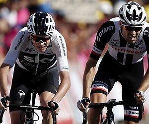 De TV van gisteren: 900.000 voor spannendste Tour-etappe sinds tijden