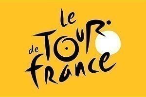 Dalend naar de eindstreep in de Tour de France