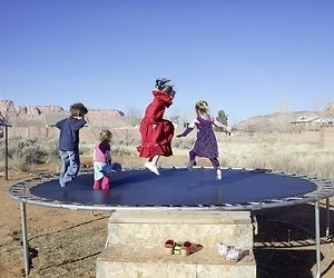 Endemol maakt trampolineshow
