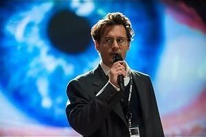 Johnny Depp uploadt zichzelf naar de cloud