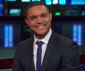 Trevor Noah volgt Jon Stewart op in The Daily Show