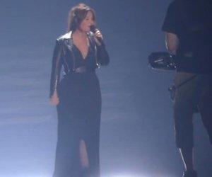 Trijntje kiest voor andere jurk bij tweede repetitie Songfestival