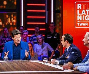 De TV van gisteren: Matige start RTL Late Night met Twan Huys