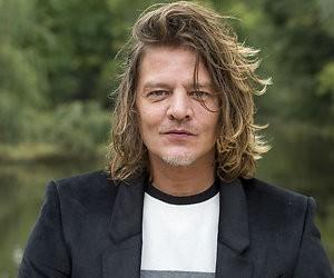 Tygo Gernandt (44) weer verliefd