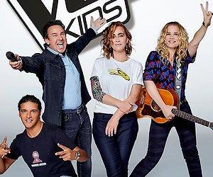 De TV van gisteren: The Voice Kids best bekeken