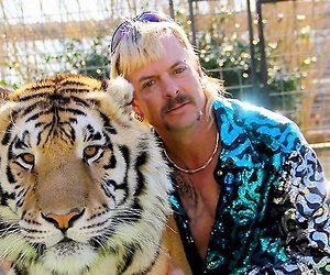 Nicolas Cage speelt Joe Exotic in serie
