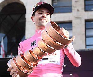 Tom Dumoulin in College Tour