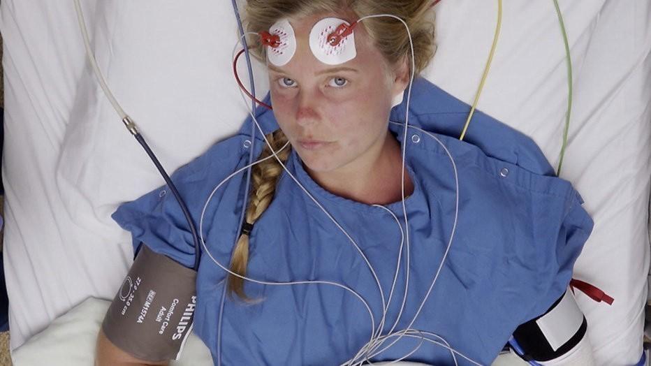 Jessica Villerius maakt film over shocktherapie voor Videoland