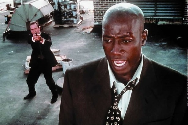 Wesley Snipes ontsnapt uit vliegtuig