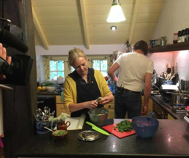 3 vragen aan deelneemster Hélène van Uit Mijn Keuken