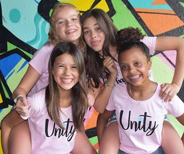 Unity wint Junior Songfestival