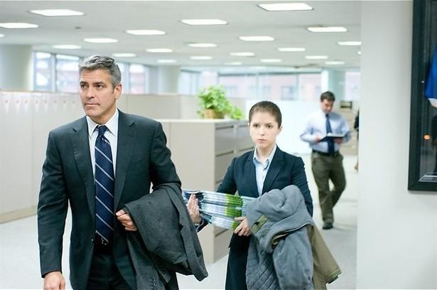 Up in the air - George Clooney in het vliegtuig