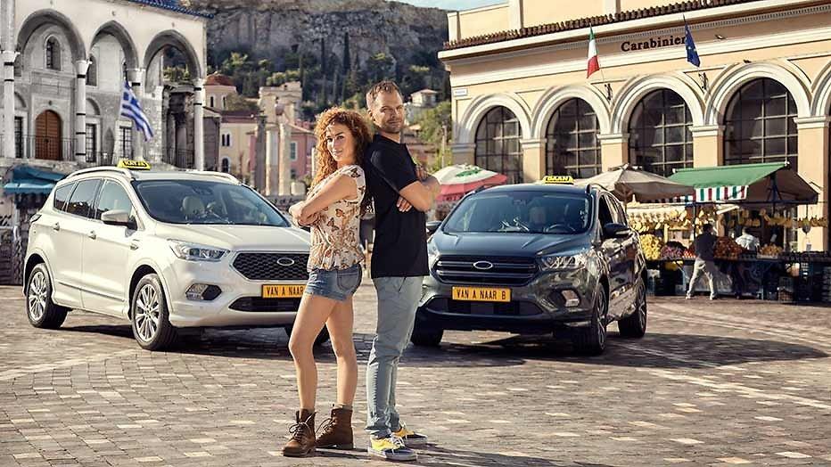 De TV van gisteren: Van A naar B blijft RTL voor